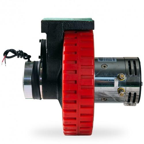 1.2KW DC 전동휠(300PI)+모터 드라이버/AGV,스태커,씨저스테이블 적용(엠티솔루션)