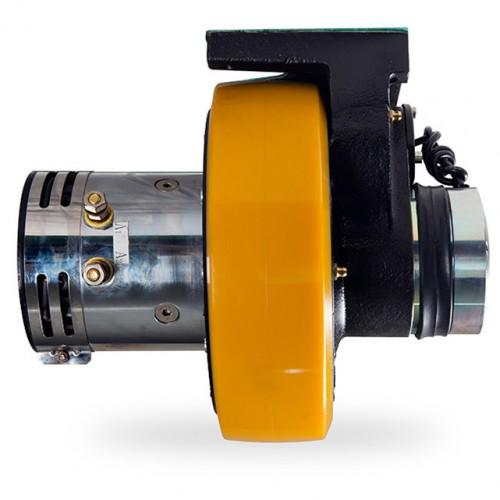 1.2KW DC 전동휠+모터 드라이버/AGV,스태커,씨저스테이블 적용(엠티솔루션)