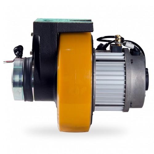 1.5KW AC 전동휠+모터 드라이버/AGV,스태커,씨저스테이블 적용(엠티솔루션)