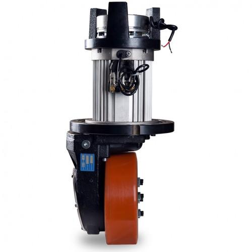 1.5KW AC 수직형 전동휠+모터 드라이버/AGV,스태커,씨저스테이블 적용(엠티솔루션)