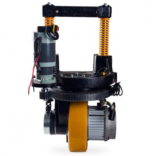 1KW DC EPS 전동휠+모터 드라이버/AGV,스태커,씨저스테이블 적용(엠티솔루션)