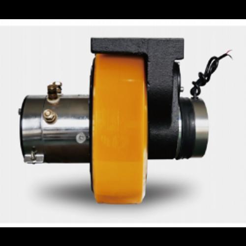 0.75KW DC 전동휠+모터 드라이버/AGV,스태커,씨저스테이블 적용(엠티솔루션)